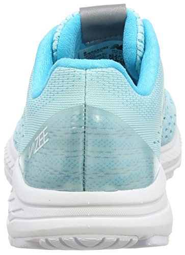 New Balance Damen Wbreav2 Laufschuhe Blau (Blue/White)