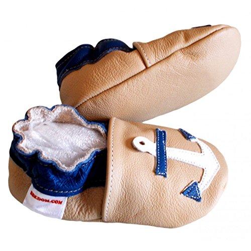 Popeye» «zapatillas piel sintética flexible. bbkdom & Chic-Soft Varios Colores - multicolor