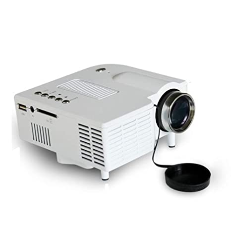 Chaowei Mini proyector, proyector LED portátil Cine en casa ...