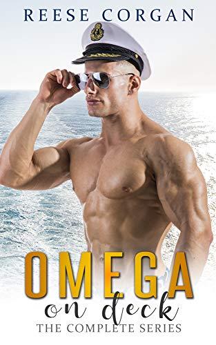 Omega on Deck: The Complete Series: An MM Mpreg Omega Alpha Romance