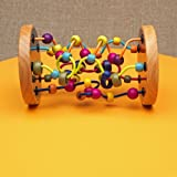 B. toys – B. A-Maze Loopty Loo Bead Maze – 47 Beads on 5 Colorful Routes – Wooden Baby Toys & Toddler Toys - BPA free