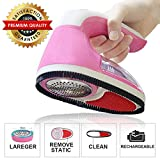 Lint Shaver Lint Remover Fabric Shaver Rechargeable Electric Fabric Shaver, Pilling Remover for Clothing Sweaters, Coats, Gloves, Scarfs, Blankets, Gloves and More