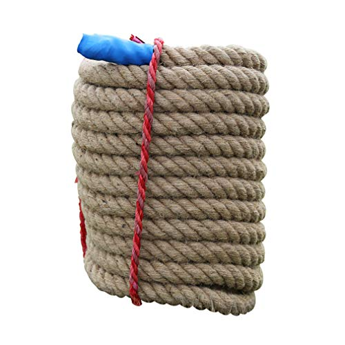 Tug of War Rope Popular Indoor/Outdoor Family Games School Sports Day Garden Party Games Pub Games Family Fun Team Building (Color : Diameter 4cm, Size : 15m) by BAI-Fine (Image #6)