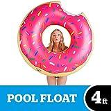 Big Mouth Toys Gigantic Donut Pool Float