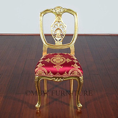 vintage-solid-wood-gold-french-rococo-burgundy-occasional-accent-side-chair