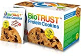 BioTrust Protein Cookies - Chewy Chocolate Chip, 12 Cookies