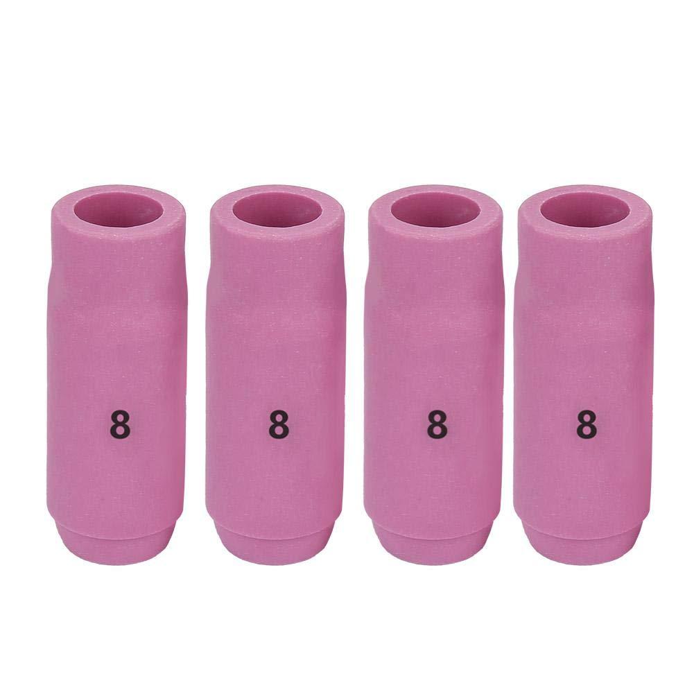 # 7 FTVOGUE 10pcs Gobelets Tasses en C/éramique de Bouclier de Buse Torche de Soudage Tig Pr/écision Soudure 10N47