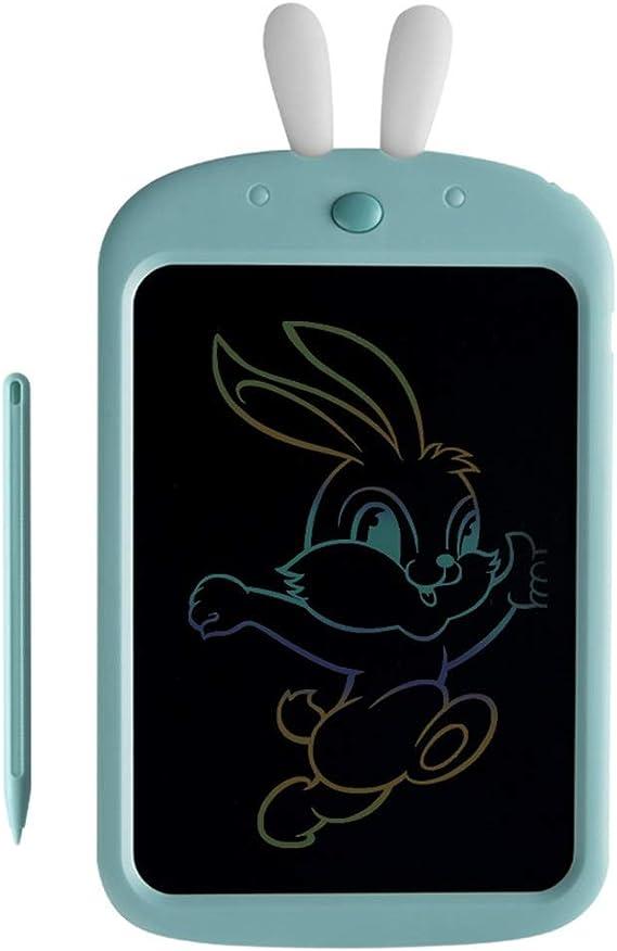 軽量液晶ライティングボード LCDタブレット子供の電子タブレット描画ボード学校教育のタブレット学習ツール 使いやすい (色 : Blue, Size : 270x146x7mm)
