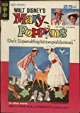 img - for Mary Poppins (1965 Gold Key Comic) (Walt Disney Movie Photo cover) book / textbook / text book