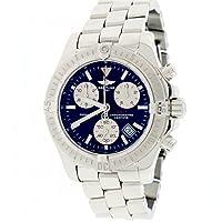 Breitling Colt Chrono analog-quartz mens Watch A73380 (Certified Pre-owned)