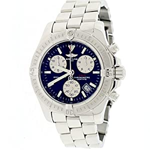 Breitling Colt Chrono analog-quartz mens Watch A73380 (Certified Pre-owned)