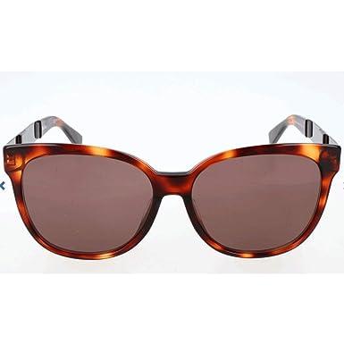 Max Mara Sonnenbrille MM Stone II FS Gafas de Sol, Marrón ...