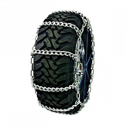 Quality Chain Road Blazer Wide Base Mud Service 7-10mm Link Tire Chains 3435HH