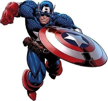 Captain America Civil War Vinyl Sticker Decal
