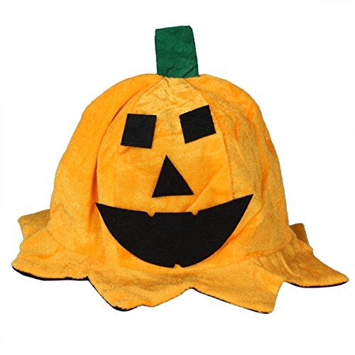 [Smartcoco Halloween Dress Props Pumpkin Hat Cap Decoration Prop Costume Cosplay Party Supplies Halloween Costumes] (Saint Seiya Cosplay Costumes)