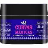 Máscara Hidratante Curvas Mágicas, Widi Care, Roxo, Grande, Widi Care, Roxo, Grande