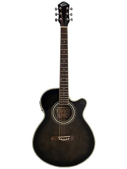 Oscar Schmidt OG10CE Cutaway Acoustic Electric Guitar