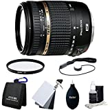 Tamron 18-270mm f/3.5-6.3 Di II VC PZD Aspherical for Canon DSLR includes Bonus Vivitar Multicoated UV Protective Filter and More