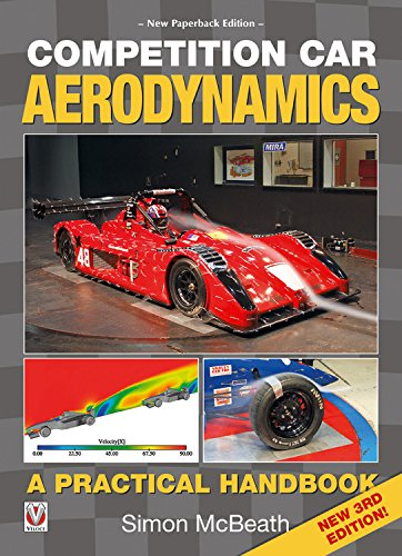 Read Online Competition Car Aerodynamics, 3rd Edition ebook