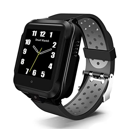 VERYMIN Reloj Inteligente 4G Smart Watch Android GPS ...