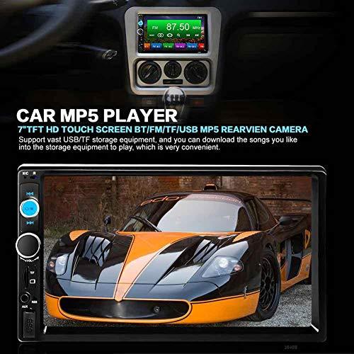 7020 7 Inch MP5 Car MP5 Player HD Vehicle Mounted Bluetooth Universal MP5