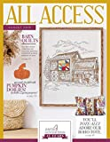 Anita Goodesign All Access VIP Club August 2019 Embroidery Design CD & Book
