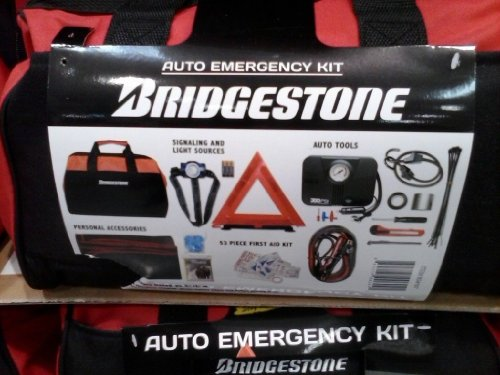 Auto Emergency Kit Bridgestone