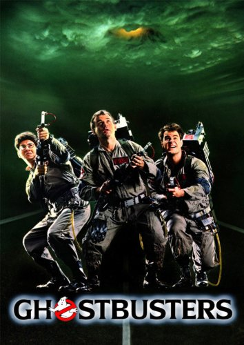 Filmcover Ghostbusters - Die Geisterjäger