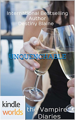 book cover of Unquenchable