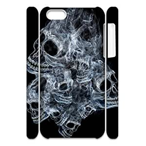 Ghost Customized 3D Cover Case for Iphone 5C,custom phone case ygtg547908