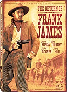 Return of Frank James