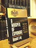 A Whisper of Espionage, Ronald Ley, 089529432X