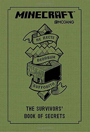 Price comparison product image Minecraft: The Survivors' Book of Secrets: An Official Mojang Book