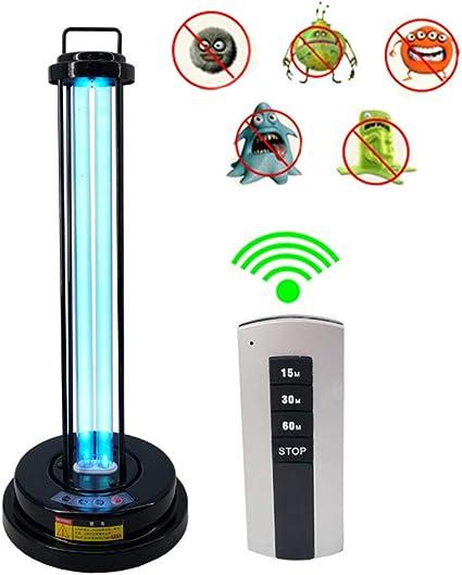 Microbios Y Virus L/ámpara Germicida UV 40W para Purificadores De Aire Dom/ésticos Purificadores Desinfecci/ón Bacterias Anti Bacterial Tasa 99/% CHUDAN L/ámpara De Esterilizaci/ón UV Luz UVC con Ozono