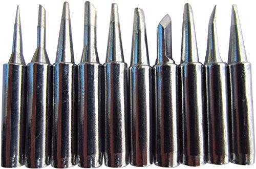 Soldering Iron Tips Set - LeBeila 10 Pcs 900M-T Replacement