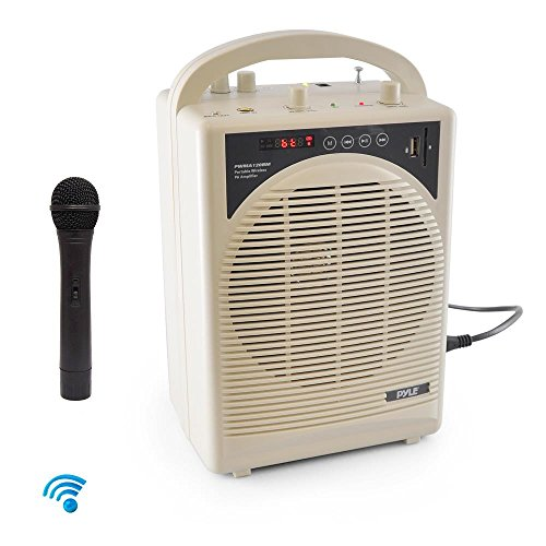 Battery Portable Pa System - 8
