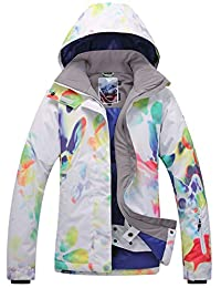 APTRO Womens's Ski Jacket Hight Windproof Waterproof Techology Snow Jacket