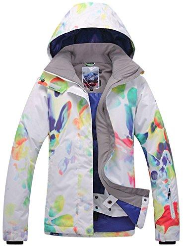 APTRO Women's Windproof Waterproof Ski&Snowboarding Jacket 46 S