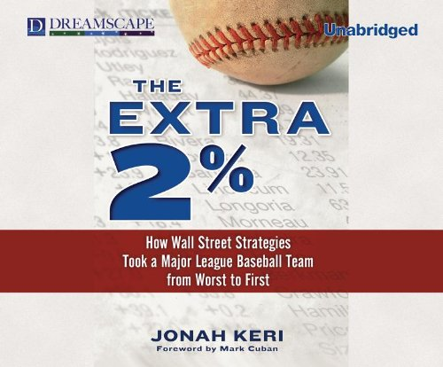 The Extra 2%: How Wall Street Strategies Took a Major League Bas by Brand: Dreamscape Media