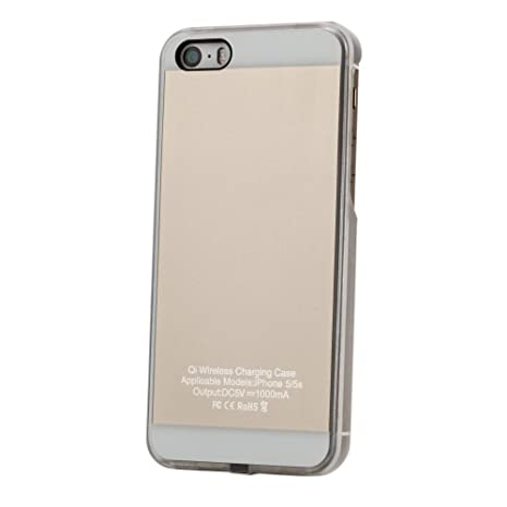 Antye Qi - Carcasa de TPU para iPhone 6Plus y 6S Plus (5,5 ...