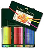 Faber Castell Polychromos Color Pencil Set - Tin of 60