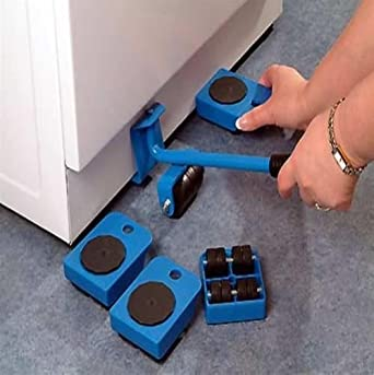 Lift U0026 Move Home Trolley System Heavy Furniture Lifting Jack And Rollers  Kitchen