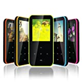 Latte iPearl S 4 GB MP3 Player with 1.8-Inch Screen, FM Radio, Video Playback and Memory Expansion (up to 16 GB) - Green