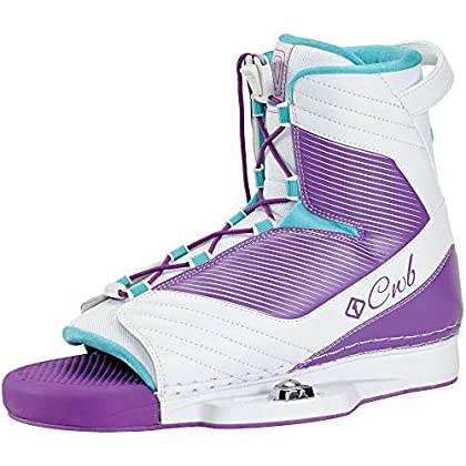 Image of Connelly Cwb Women's Optima Wakeboard Bindings