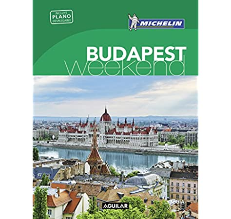 Budapest (La Guía verde Weekend 2018): Amazon.es: Michelin: Libros