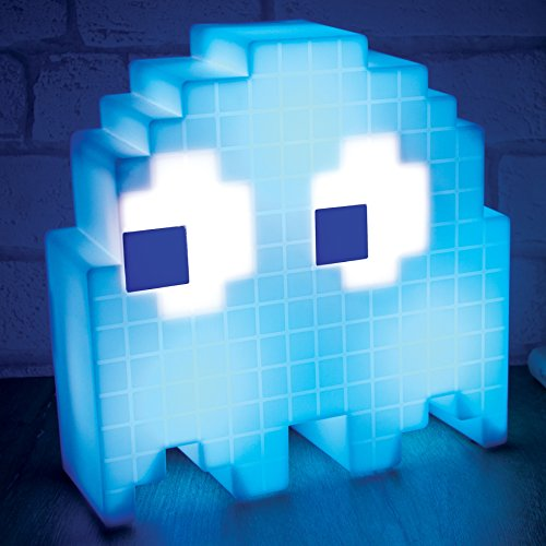 Paladone PacMan Ghost Light USB Powered Multi-colored Lamp