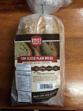 low carb cracker bread - 3