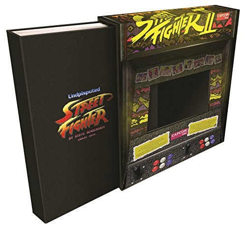 Undisputed Street Fighter Deluxe Edition cover
