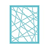 Spellbinders S4-451 Glass Effects Decorative Card Front Card Creator Etched/Wafer Thin Dies