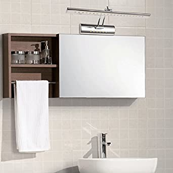12W LED Spiegelleuchte Bilderlampe Bathroom Wandleuchte Mit Schalter Bad lampe